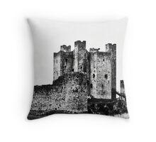 Trim Castle Throw Pillow