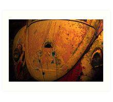 Exoticar 5 Art Print