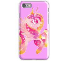 Pony bride iPhone Case/Skin