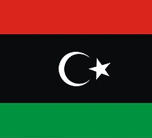 libya new flag by tony4urban