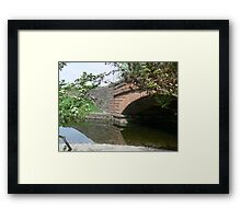 Trolls not home!! Framed Print