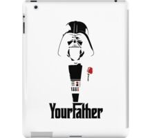 Darth Vader's your Father!! iPad Case/Skin