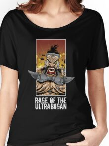Rage of the Ultrabogan! Women's Relaxed Fit T-Shirt