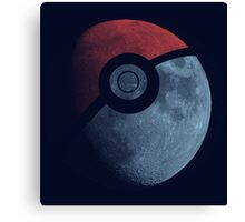 Pokemoon Canvas Print