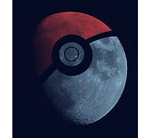 Pokemoon Photographic Print