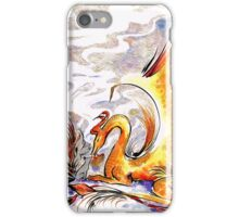 When Dragons Speak iPhone Case/Skin