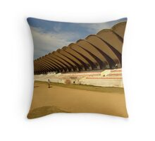 Cuban Stadium Throw Pillow