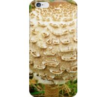 Shaggy Parasol iPhone Case/Skin