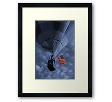 Glory in the Sky Framed Print