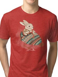cozy chipmunk  Tri-blend T-Shirt