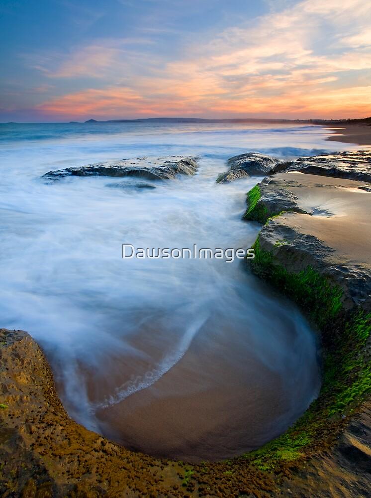 Tidal Bowl by DawsonImages