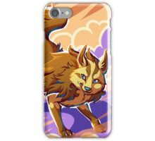 Shiny Mightyena the dark pokemon iPhone Case/Skin