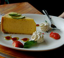 Key Lime Pie by Alexander Greenwood