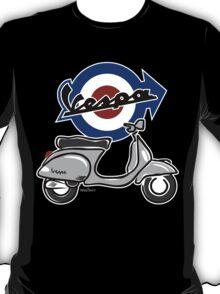Vespa LX scooter silver T-Shirt