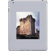 Ross Castle, Kilarney Ireland iPad Case/Skin