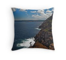 Atlantic Beauty Throw Pillow