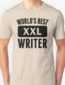 World's Best Writer T-Shirt