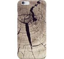 Concentric days iPhone Case/Skin