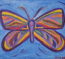 Butterfly by Tamar Stanford