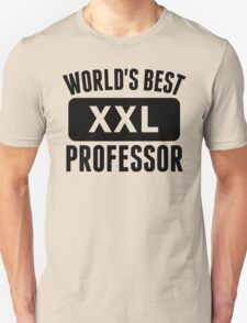 World's Best Professor T-Shirt