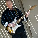 Simon Binks guitarist song writer by Daryl Gordon