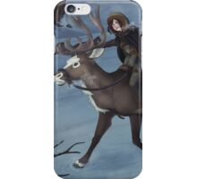 Nordic Forest iPhone Case/Skin