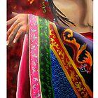 Geisha by jinsunpyo