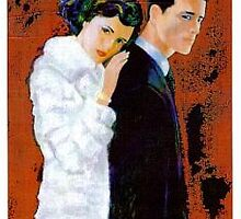 A Lovely Couple by George Penon