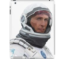 INTERSTELLAR - COOPER iPad Case/Skin