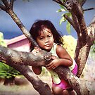 Waianae Girl by mikeyfreedom