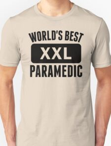 World's Best Paramedic T-Shirt