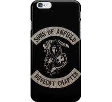 Sons of Anfield - Dovecot Chapter iPhone Case/Skin