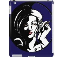 Simple Make-up iPad Case/Skin