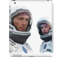 INTERSTELLAR - COOPER & BRAND iPad Case/Skin