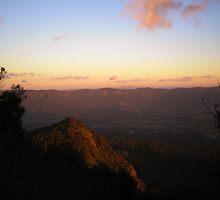 Mt. Warning: In Dawn's Light by Jennifer Ellison
