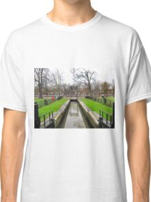 CANAL AND RIVER. Classic T-Shirt