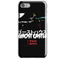 Ghost Castle iPhone Case/Skin
