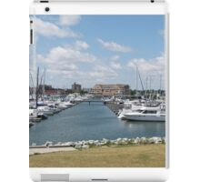 Harboring Sunshine iPad Case/Skin