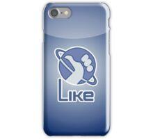 Like HHGTTG iPhone Case/Skin