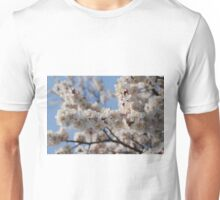 Cherry Blossoms in a Tree (1) Unisex T-Shirt