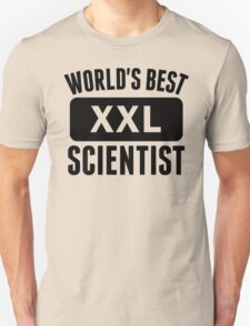 World's Best Scientist T-Shirt