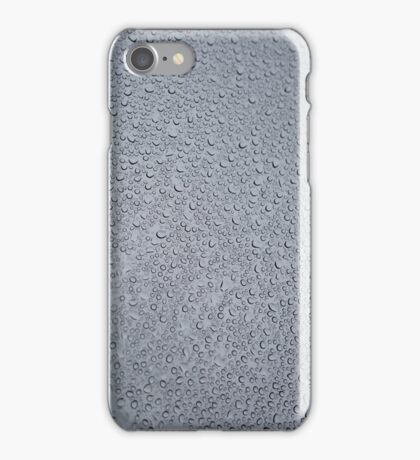 Rain On Glass iPhone Case/Skin