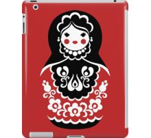 Matryoshka iPad Case/Skin