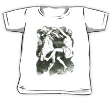 Tam O'Shanter Vector With White Background Kids Tee