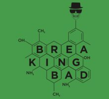Breaking Bad - Chemical Formula by halfcrazy