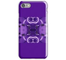 Symmetrical Visions iPhone Case/Skin