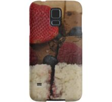 Assorted Desserts Samsung Galaxy Case/Skin