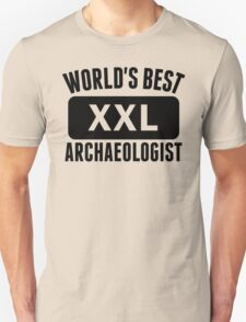 World's Best Archaeologist T-Shirt