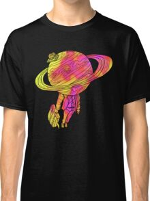 saturn Takes a vacation  Classic T-Shirt
