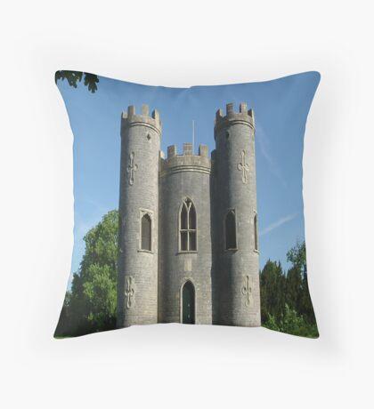 Blaise Castle's Castle, Bristol,uk Throw Pillow
